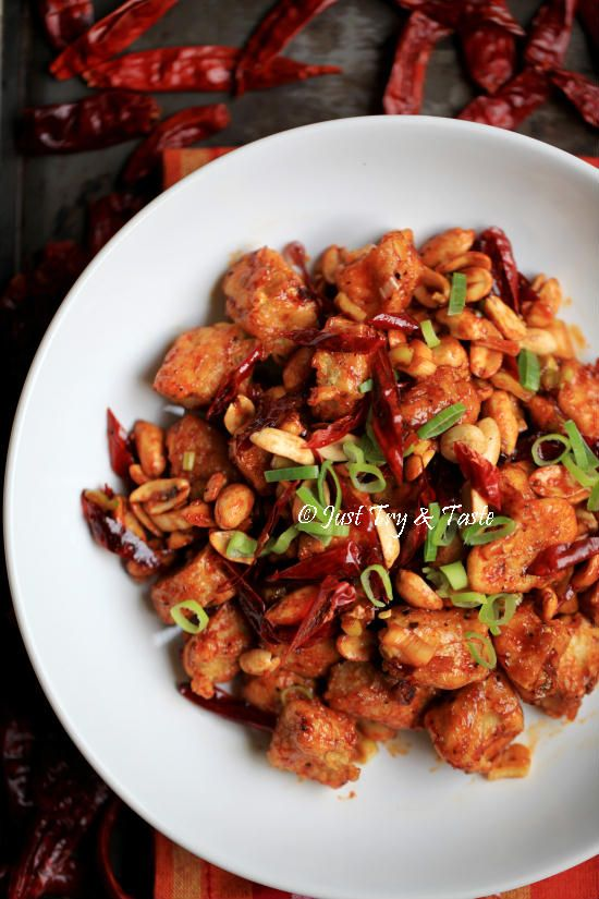 Just Try & Taste: Resep Tahu Kung Pao