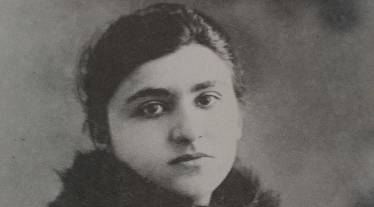 La donna sardista, amante della libertà