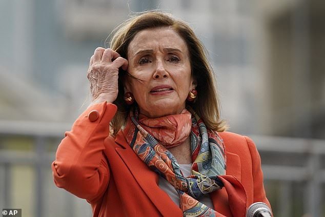 Nancy Pelosi Says Salon Owes Her An Apology For Set Up In 2020 Hair Appointment Hair Salon Hair Guide