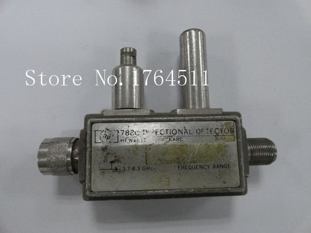 [BELLA] Supply ORIGINAL 7880 3.7-8.3GHz directional coupling geophone N-BNC