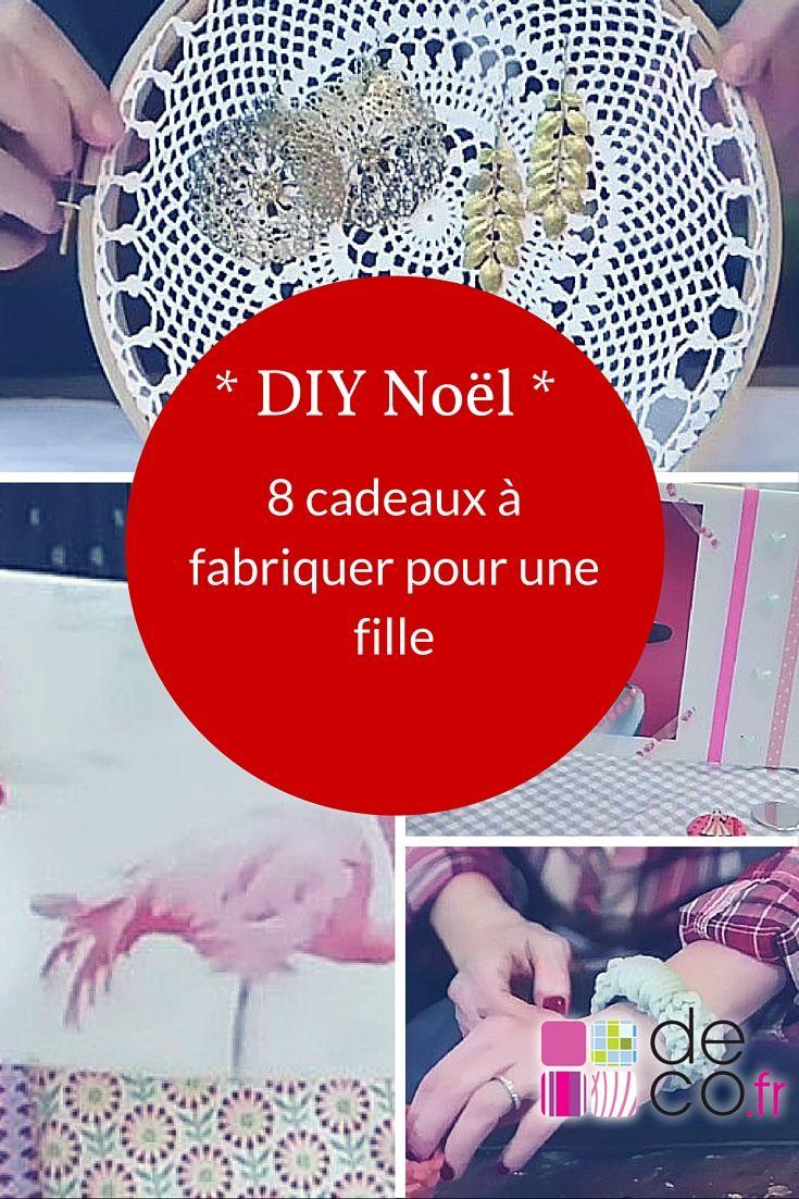 diy no l 8 cadeaux fabriquer pour une fille noel. Black Bedroom Furniture Sets. Home Design Ideas