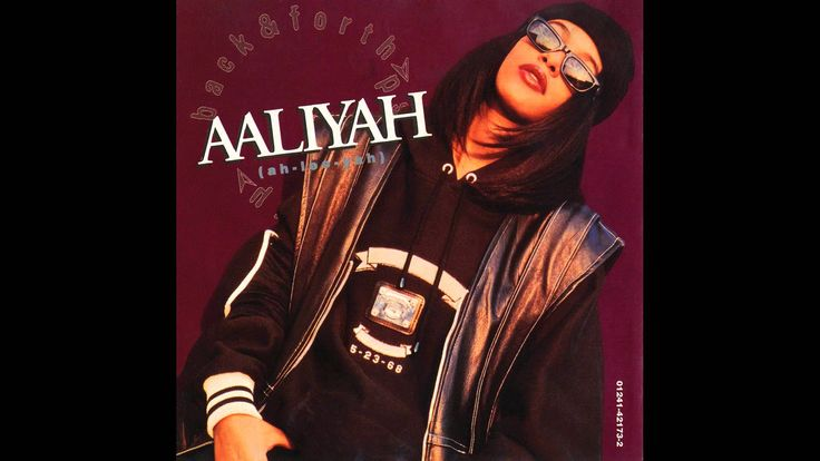 AALIYAH Back And Forth - Mr. Lee's Club Mix
