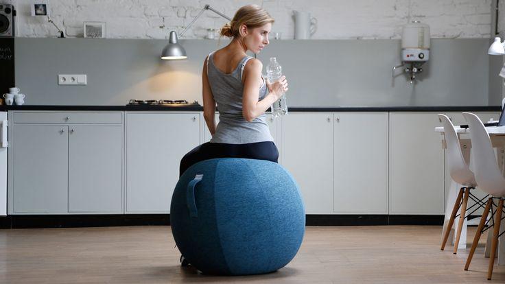 Der Vluv Sitzball mit einzigartiger Stoffhülle. Betsellen könnt ihr unter: http://www.davimar.de/produkt-kategorie/sitzmoebel/sitzball/
