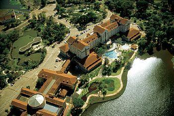 Tauá Grande Hotel Termas & Convention (Resort) | Araxá | Minas Gerais
