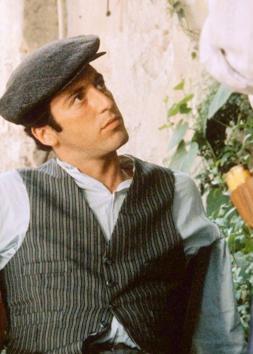I don't think I've ever found anyone more attractive than Al Pacino in The Godfather
