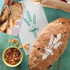 Image result for flour stencils