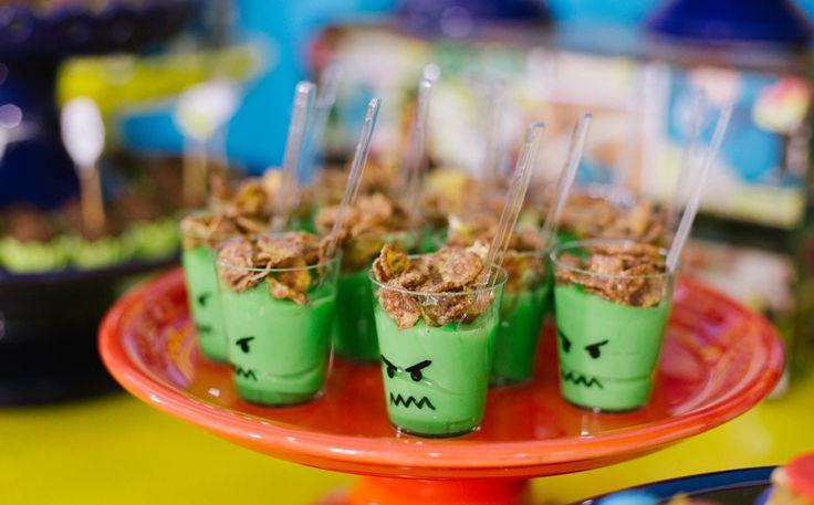 Festa infantil com tema de super-heróis no 'Fazendo a Festa' - Fazendo a Festa - GNT