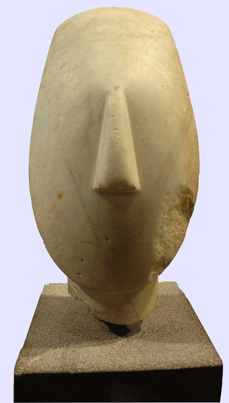 ●彡Cyladic Sculpture.