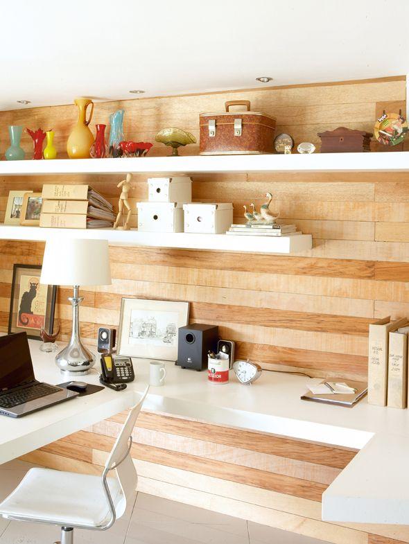 17 best images about deco on pinterest paper lanterns - Como hacer estantes de cocina ...