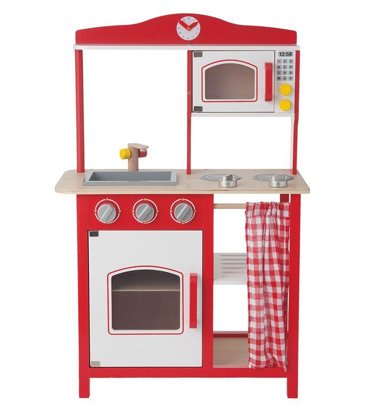 houten keukentje - HEMA