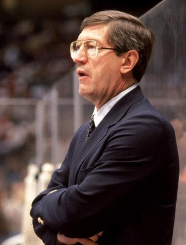Al Arbor, best coach in NHL of all time.