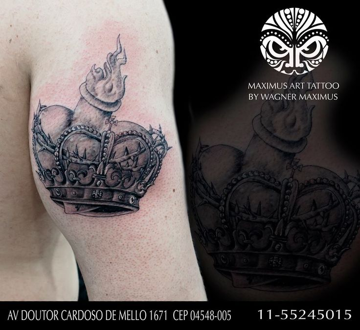 Pin By Andrew Wagner On Tattoo Designs: Wagner Maximus Tattoo