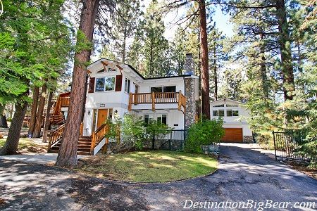 Destination Big Bear Vacation Rentals Offers You Snow