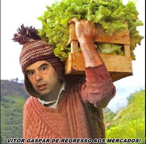 Vítor Gaspar de regresso aos mercados