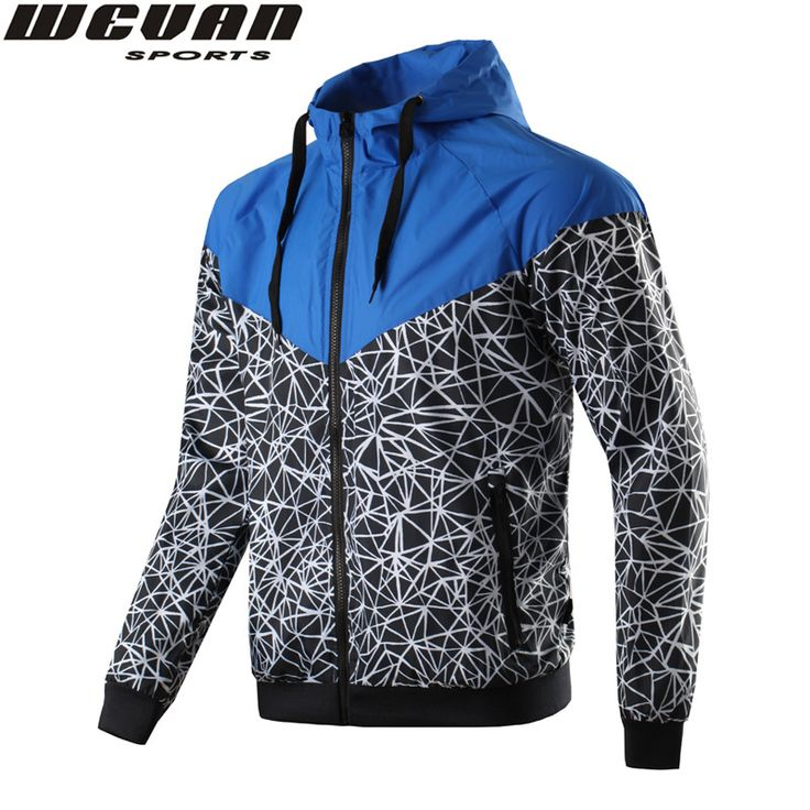 New Spring And Fall new men's sports jacket hooded jacket Men casual Fashion Thin Windbreaker Zipper Coats $35.97   #swag #streetstyle #iwant #beautiful #styles #love #instafashion #glam #style #model #cool #vintage #shopping #fashion #fashionista