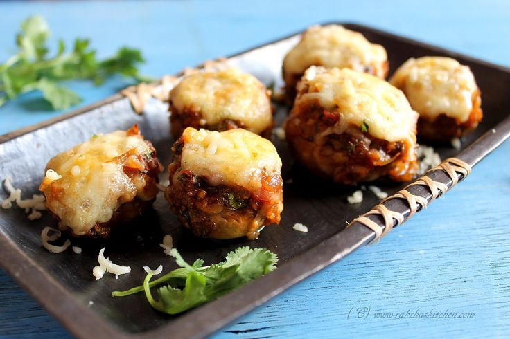 Stuffed Mushroom Recipe - Powered by @ultimaterecipe