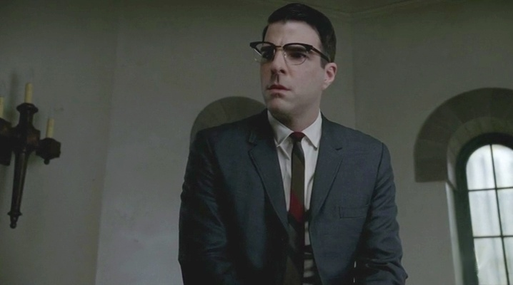 zachary quinto dr thredson - photo #8
