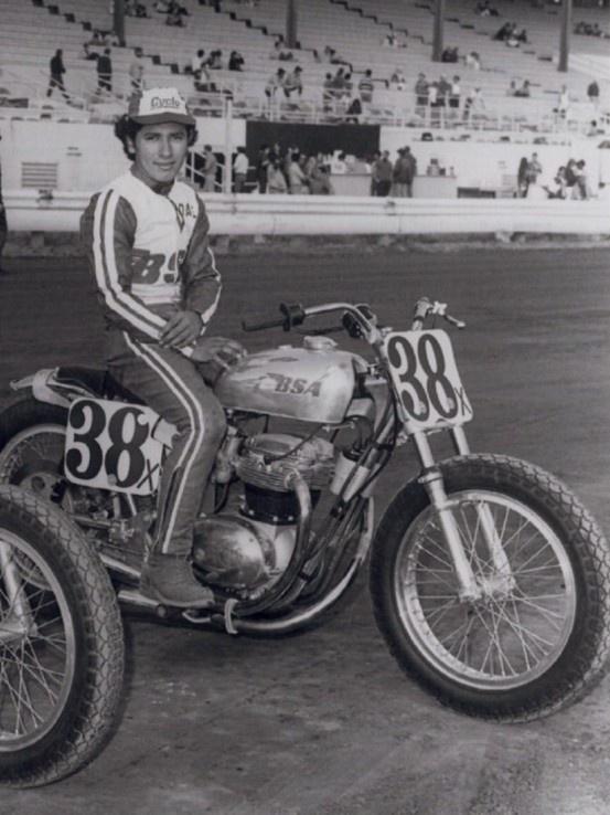 Dave Aldana 1970