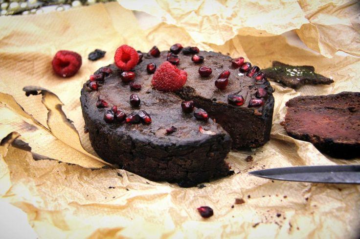 Czekoladowe ciasto z buraków - moje ulubione! - healthy plan by ann
