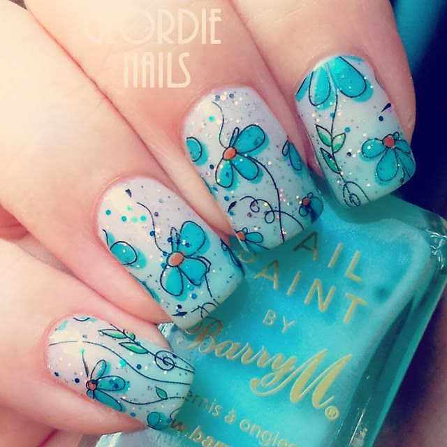 awesome geordienails.blog......