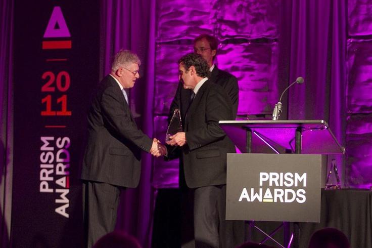 Prism Awards Stage 2011