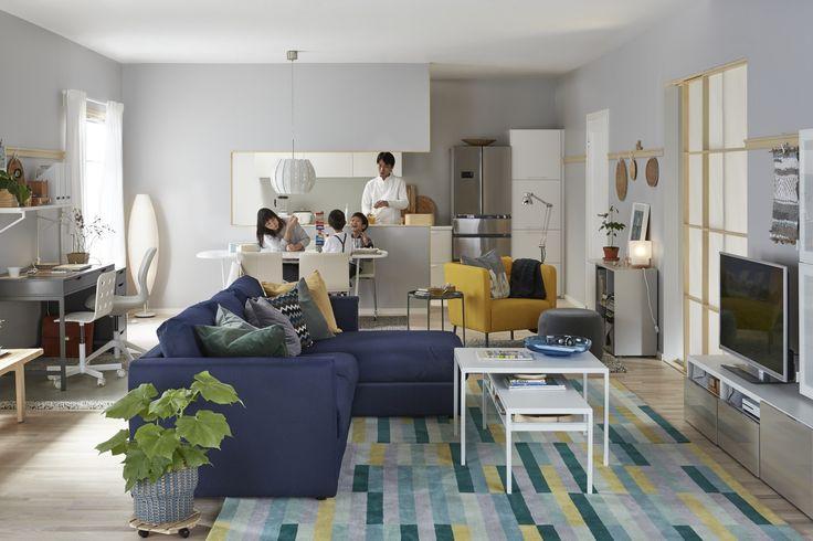 The 25 best ikea vimle sofa ideas on pinterest ikea for Chaise longue interieur