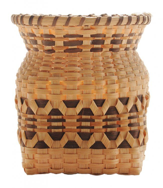 Native American Basket Weaving Instructions : Best america s first nations baskets art images