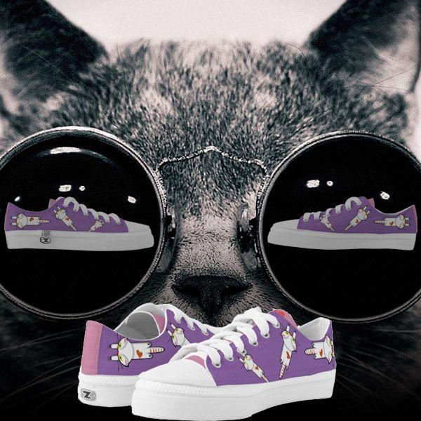 Zapatillas, Shoes. Custom Zipz. Gato, cat, kitten. Love.Producto disponible en tienda Zazzle. Calzado, moda. Product available in Zazzle store. Footwear, fashion. Regalos, Gifts. Link to product: http://www.zazzle.com/zapatillas-256142026992615170?lang=es&CMPN=shareicon&social=true&rf=238167879144476949 #zapatillas #shoes #cat #gato #kitten #love