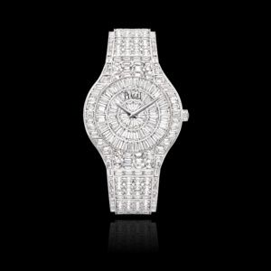 Piaget #Polo #watch in white gold #diamond