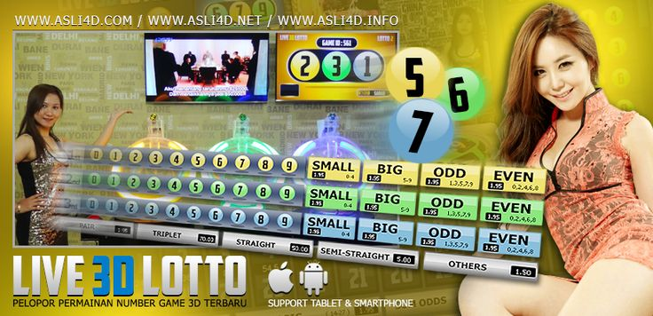 Tutorial Cara Bermain Number game Indonesia Asli4D.net