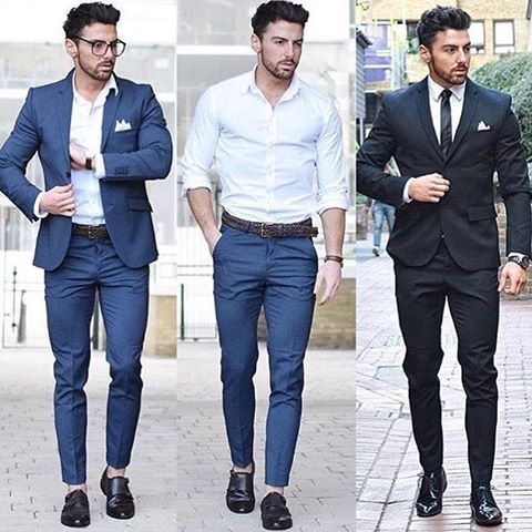 The 9 Best Images About Ropa Formal On Pinterest Models Blue Ties And Clothing