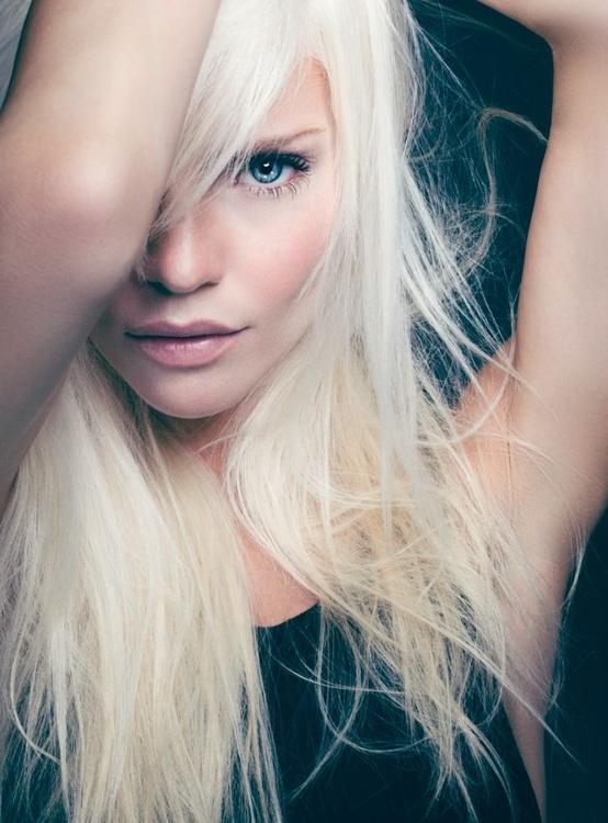 how to get a cooler blonde bleach