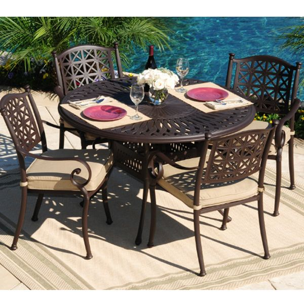 17 best ideas about cast aluminum patio furniture on