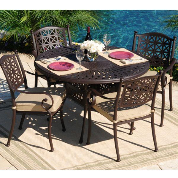 Best + Cast aluminum patio furniture ideas on Pinterest