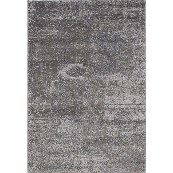 soho grey shag rug 3u002710 x 5u00277 grey