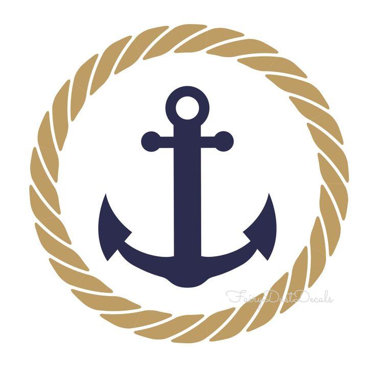 25 best ideas about anchor stencil on pinterest