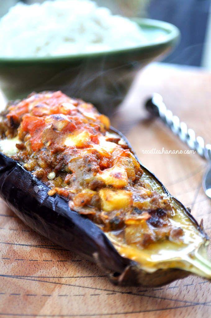 Les 25 meilleures id es de la cat gorie recettes de courgettes farcies sur pinterest recettes - Cuisiner aubergine rapide ...