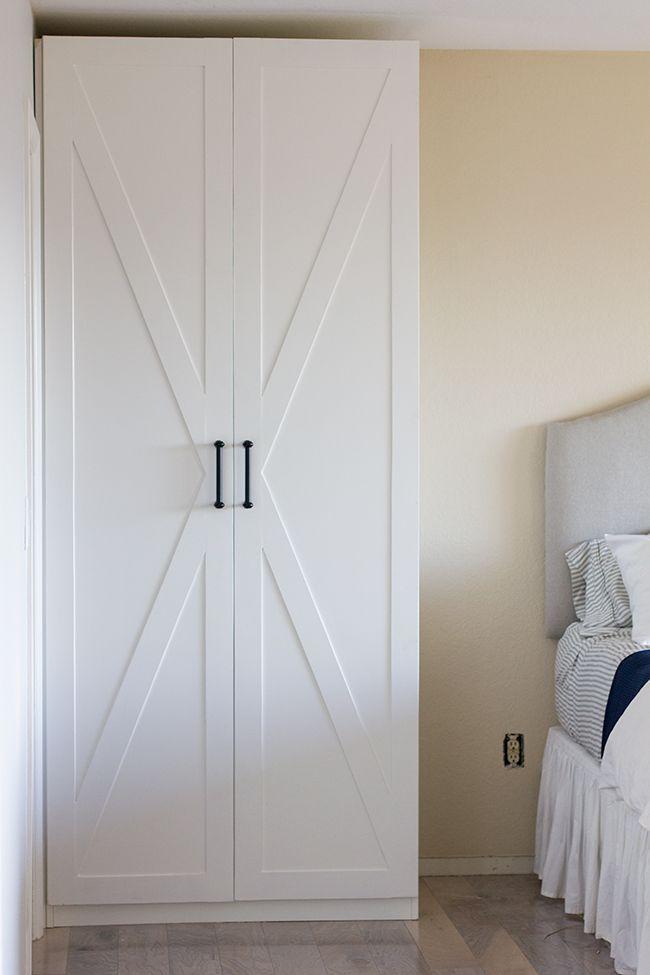 Pax Wardrobe Door Panel Design By Http Jennasuedesign