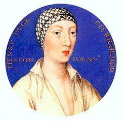 Henry Fitz Roy.Hijo ilegitimo del Rey Enrique VIII. Su madre fue Isabel Blount.