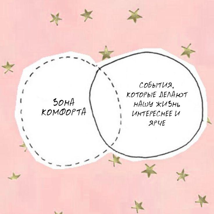 Зона комфорта. Беги из неё! Это самое бесперспективное место в твоей жизни. * #мотивация #зонакомфорта #успех #цель #мечта #постер #стартап