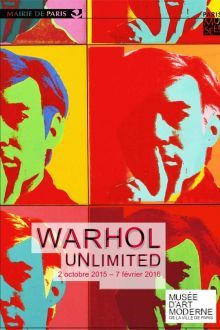 Expo Andy Warhol - Unlimited