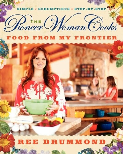 http://www.ebooknetworking.net/books_detail-0061997188.html The Pioneer Woman Cooks: Food from My Frontier / Ree Drummond
