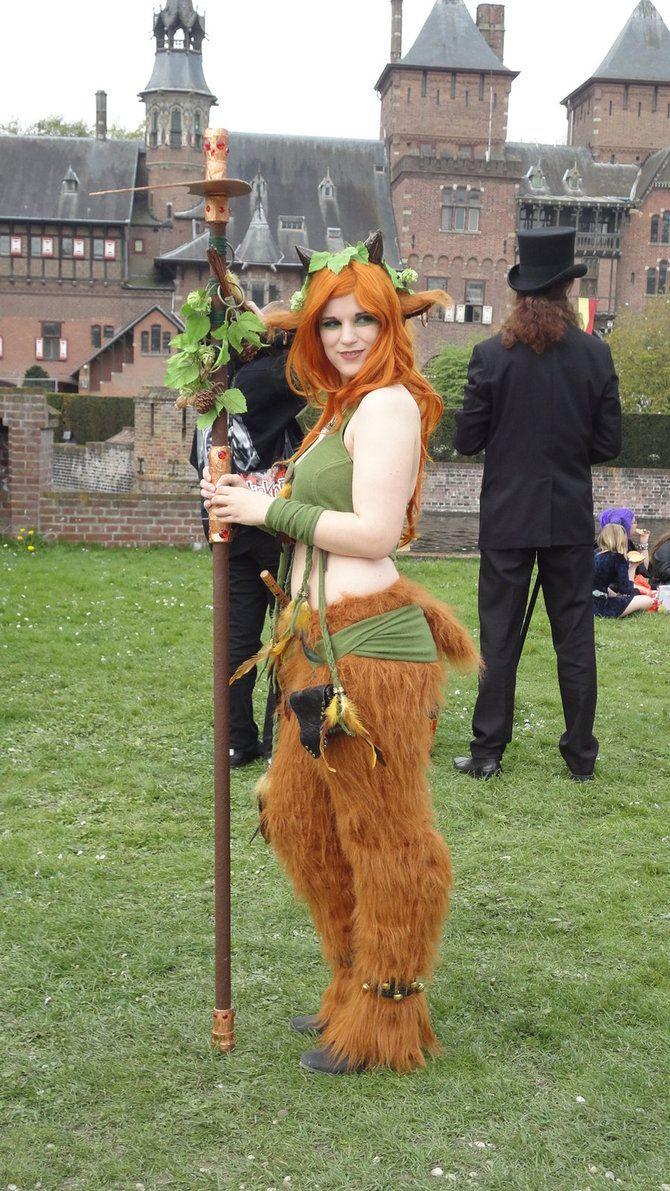 krampus girl costume - Google Search