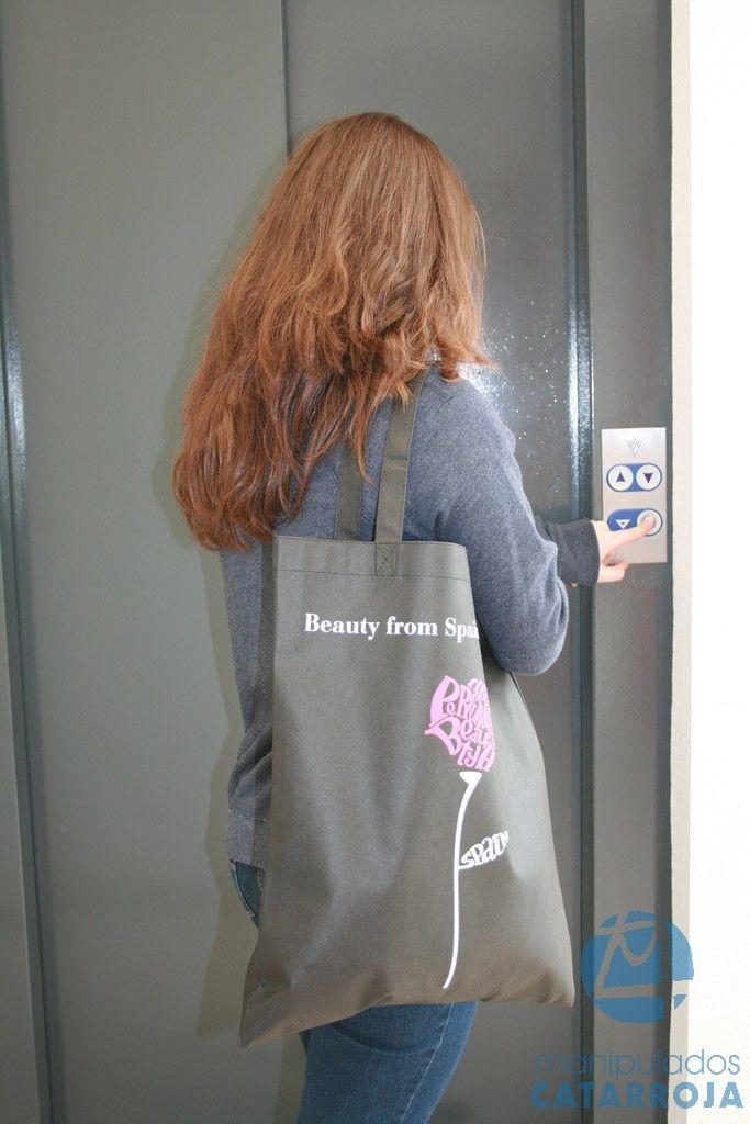 fábrica de bolsas con logo