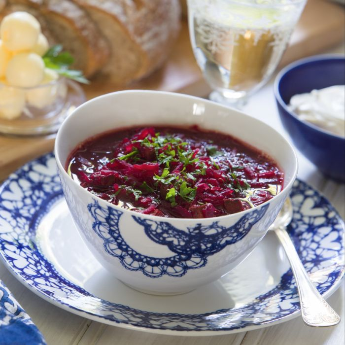 Rödbetssoppa – mustigt och gott recept