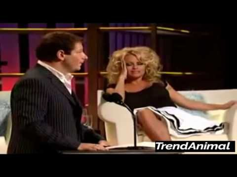 Jeff Ross roasts pam anderson - YouTube
