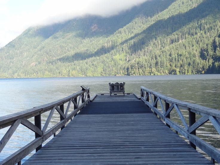 Crescent Lake Lodge, Olympic National Park
