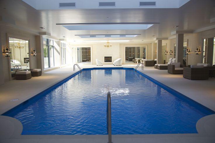 M Project Marianapolis #indoorpool #poolideas #luxurypool #indooroasis