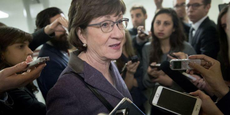 Senator says she will vote to restore net neutrality (One senator away from overturning the FCC vote)