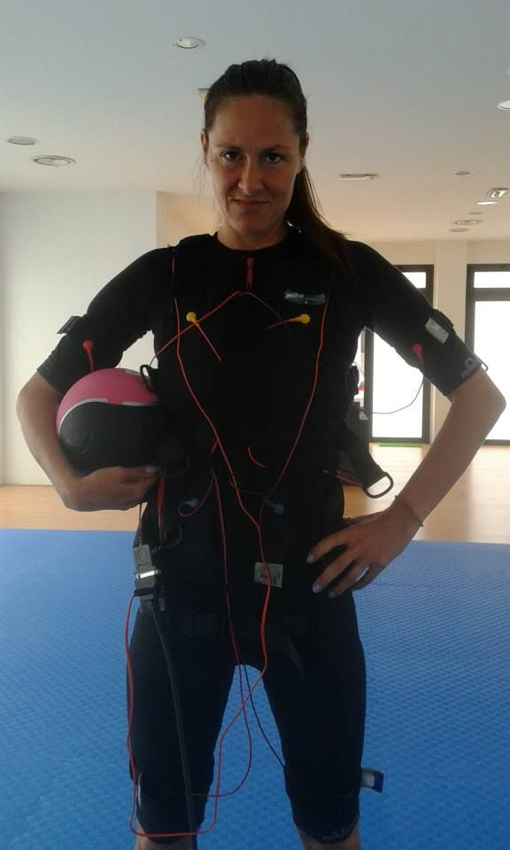 EMS training with NewGymTec in Viareggio in Lucca, Toscana! Via Ciabattini ang Via Arrighi, 79 +39 349 601 2933 http://www.newgymtec.it/ #mihabodytec #worldwide #emstraining